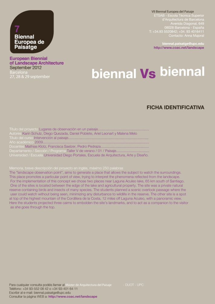 Ficha A4 biennale
